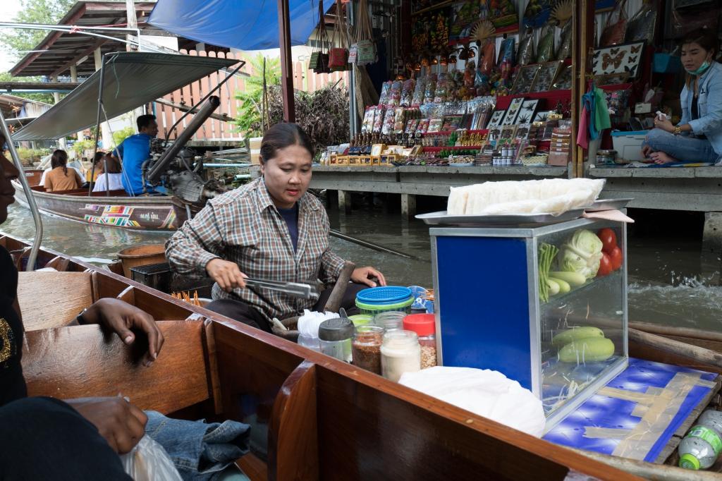 Le bateaux restaurant